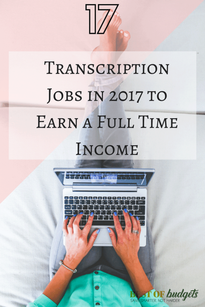 Best Transcription Jobs
