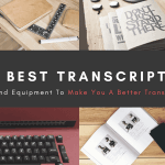 Best Transcription Software and Foot Pedals for 2017