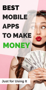 In this post I'll show you the best legitimate apps in 2018 you can make real money from, just by using it.